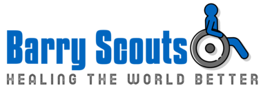 Barry Scouts – Healing The World Better
